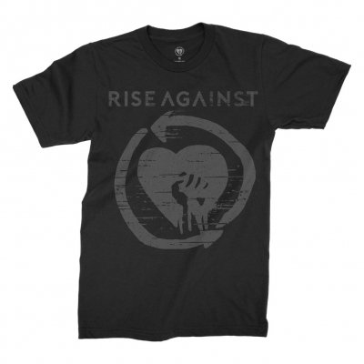 rise-against - Reflective Heartfist | T-Shirt
