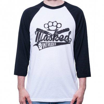 Masked Intruder - Baseball | 3/4 Baseball Longsleeve