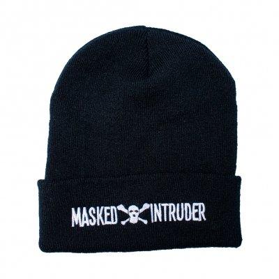 masked-intruder - Skull Logo | Beanie