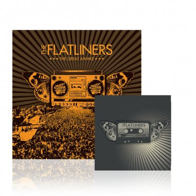 The Flatliners - The Great Awake | Colored Vinyl + 7 Inch