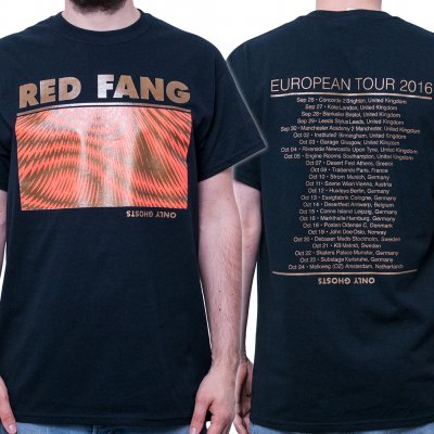 red-fang - Only Ghosts EU Tour 2016 | T-Shirt