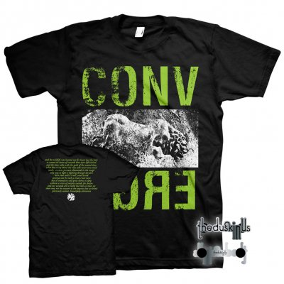 converge - 07 Wildlife | T-Shirt + Enamel Pin