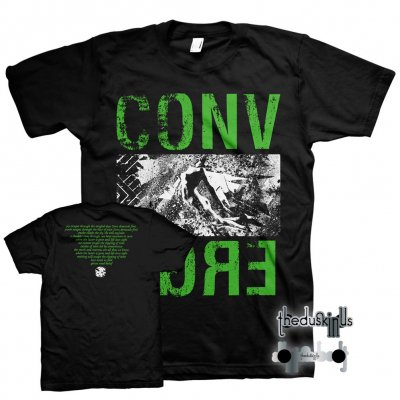 converge - 08 Murk & Marrow | T-Shirt + Enamel Pin