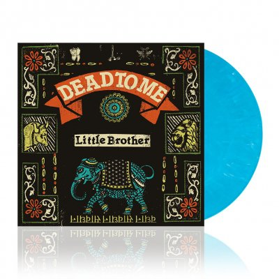 fat-wreck-chords - Little Brother | Turquoise Marble Vinyl