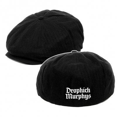 dropkick-murphys - Logo | Newsboy Cap