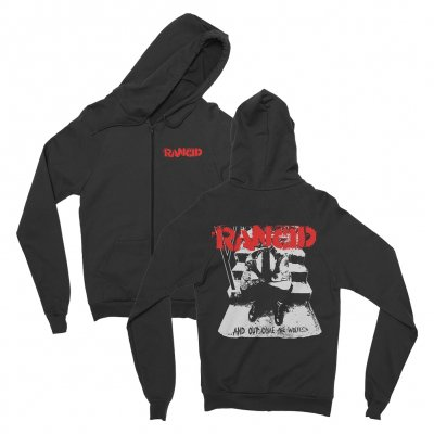 shop - And Out Come The Wolves | Zip-Hood