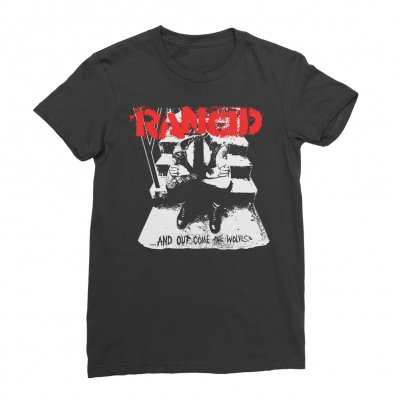 rancid - And Out Come The Wolves | T-Shirt