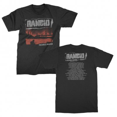 Rancid - Trouble Maker Tour 2017 | T-Shirt