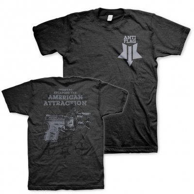 anti-flag - American Attraction | T-Shirt
