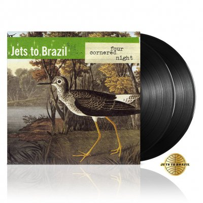 Jets To Brazil - Four Cornered Night | 2xBlack Vinyl