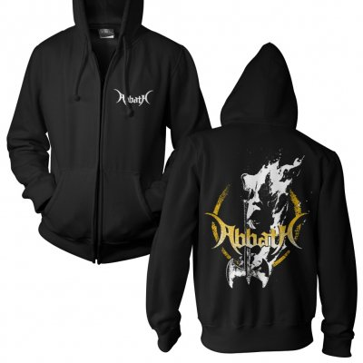 Abbath - Fire Axe | Zip-Hood
