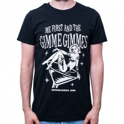 Martini t shirt shop the me first and the gimme gimmes for Shirt printing places near me