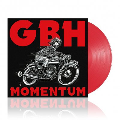 shop - Momentum | Red Vinyl