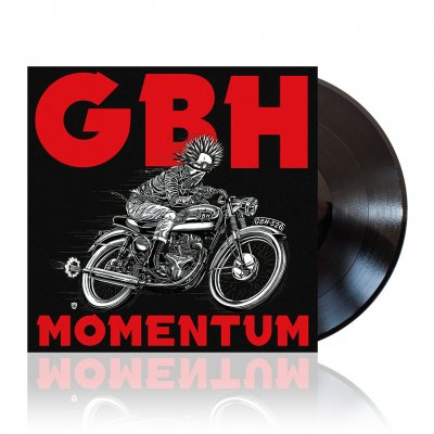 shop - Momentum | Black Vinyl