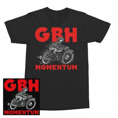 GBH - Momentum | CD + T-Shirt Bundle