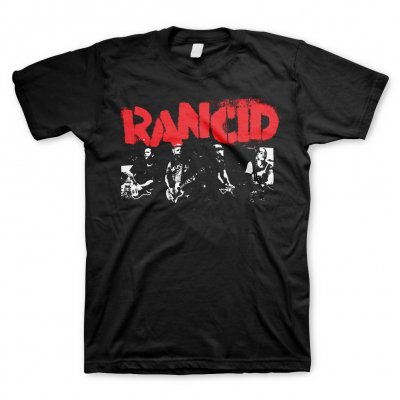 Rancid - Let The Dominoes Fall | T-Shirt