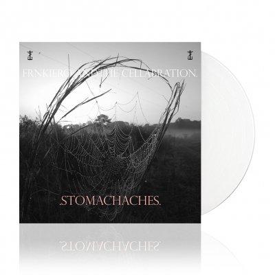 Frank Iero - .Stomachaches. | White Vinyl