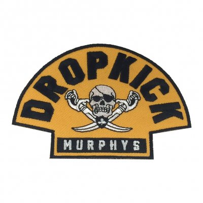 dropkick-murphys - Boston Hockey Roger | Patch