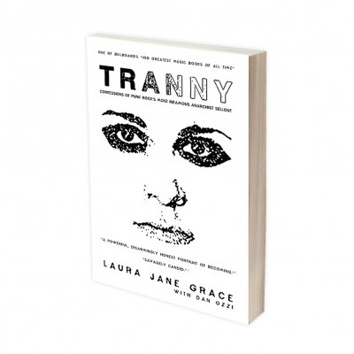 Laura Jane Grace - Tranny | Paperback Book
