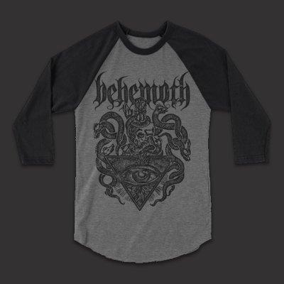 shop - Deathcrest | 3/4 Baseball Longsleeve