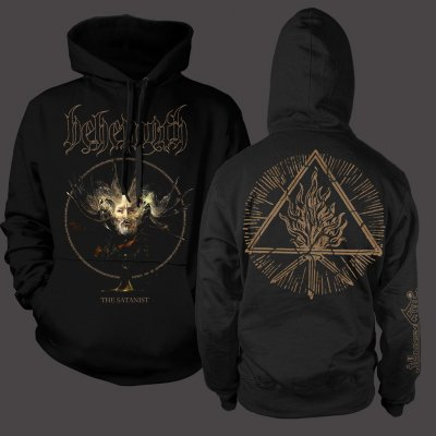 Behemoth - The Satanist Cover Art | Hoodie