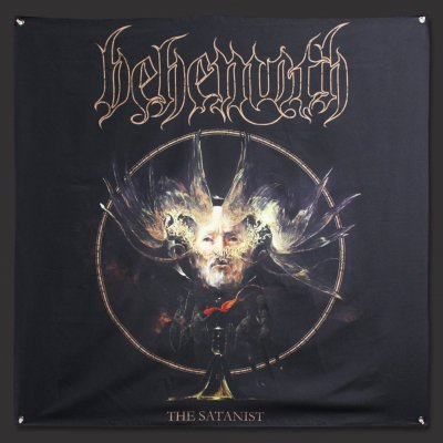 Behemoth - The Satanist Cover | Flag