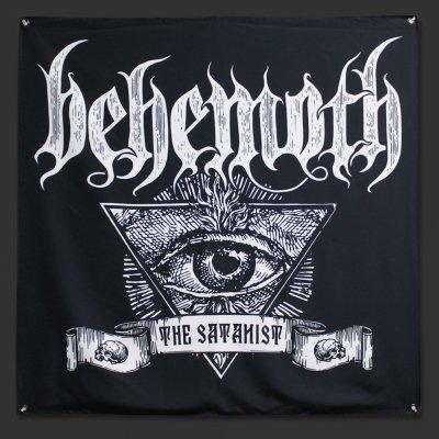 Behemoth - Satanist Banner | Flag