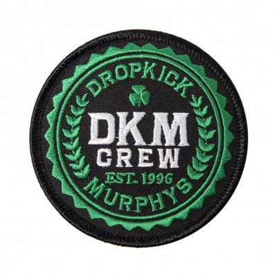 Dropkick Murphys - Crew | Patch
