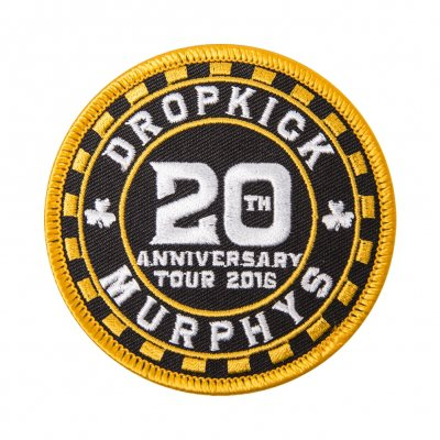 Dropkick Murphys - 20th Anniversary Poker Chip | Patch