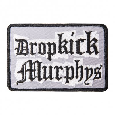 dropkick-murphys - DKM Old English | Patch