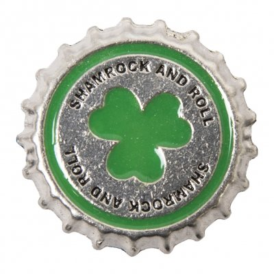 Dropkick Murphys - Bottle Cap | Enamel Pin