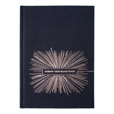 Oxbow - Thin Black Book |Book