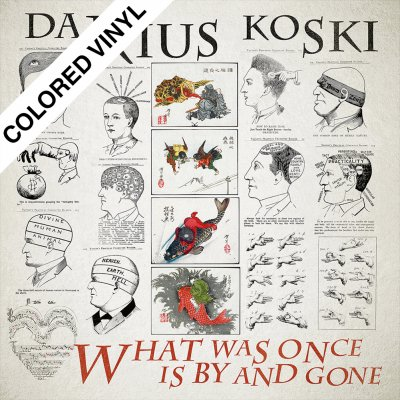 Darius Koski - What Was Once Is By and Gone | Colored Vinyl