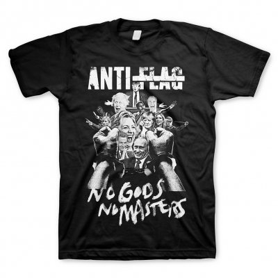 anti-flag - No Gods, No Masters | T-Shirt