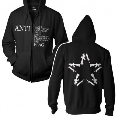anti-flag - New Gunstar | Zip-Hood