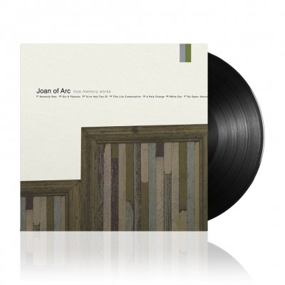 Joan Of Arc - How Memory Works | Black Vinyl