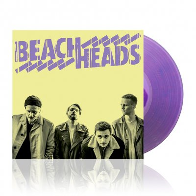 epitaph-records - Beachheads | Purple Vinyl