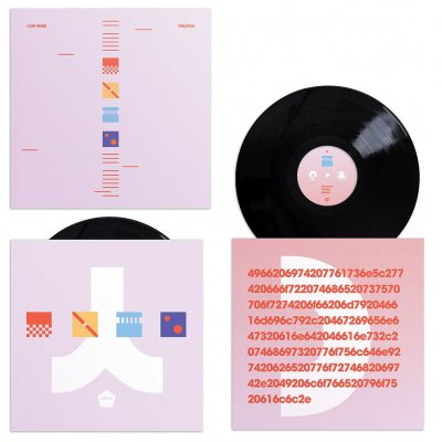 com-truise - Iteration | 2xBlack Vinyl