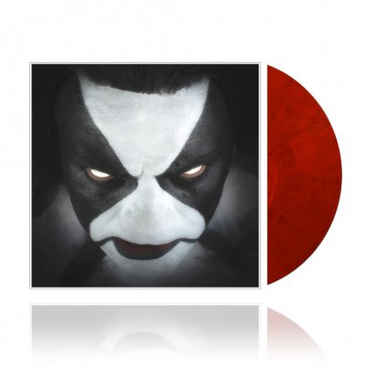 Abbath - Abbath | Trans. Red/Black Marbled Vinyl