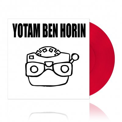 Yotam Ben Horin - One Week Record | Red Vinyl