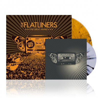 The Flatliners - The Great Awake | Colored Vinyl+7 Inch