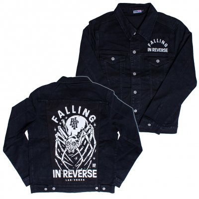 Falling In Reverse - Crawler | Denim Jacket