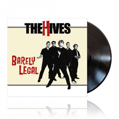 The Hives - Barely Legal | 180g Black Vinyl