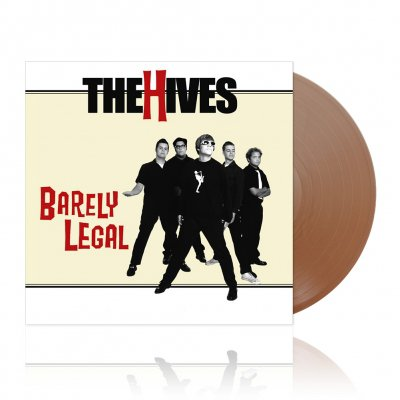 The Hives - Barely Legal | 180g Bronze Vinyl
