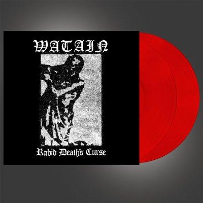 watain - Rabid Death's Curse | 2xRed Vinyl