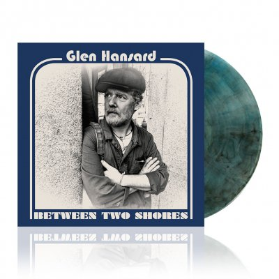 Glen Hansard - Between Two Shores | Clear/Blue/Black Mix Vinyl