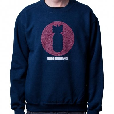 good-riddance - Binary Bomb | Sweatshirt