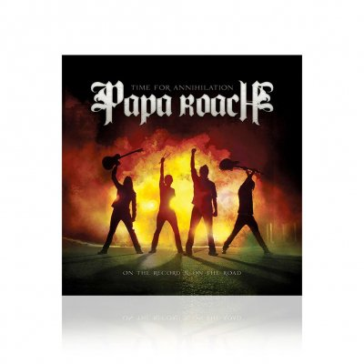 papa-roach - Time For Annihilation... | CD