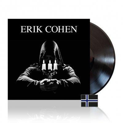 erik-cohen - III | 180g Black Vinyl+Enamel Pin