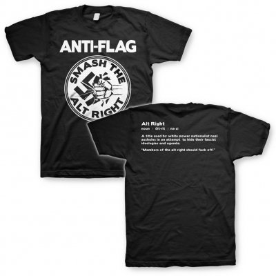 anti-flag - Smash The Alt Right | T-Shirt